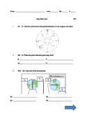 Map Skills Quiz - longitude, latitude, hemispheres, parts of a map
