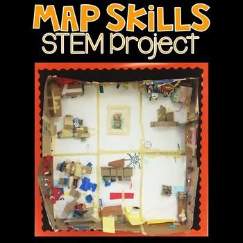 Map Skills STEM Project
