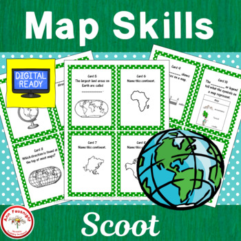 Map Skills Scoot