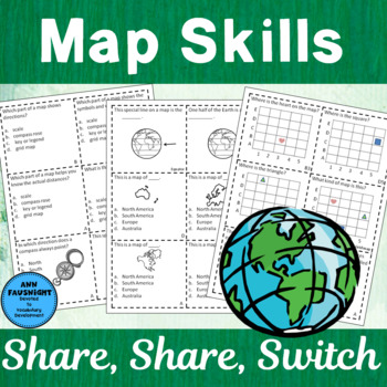 Map Skills Share Share Switch