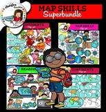 Map Skills Superbundle. 111 images!!!