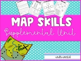 Map Skills - Supplemental Unit Materials