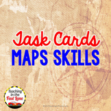 Maps Task Cards