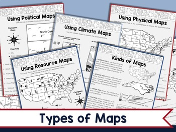 map skills 3rd grade types of maps intermediate cardinal directions map scale. Black Bedroom Furniture Sets. Home Design Ideas