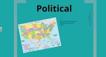 Map Skills - U.S. Geography