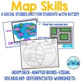 Map Skills Unit (Special Education)