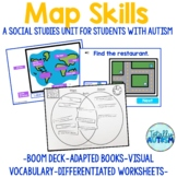 Map Skills Unit (Special Education)