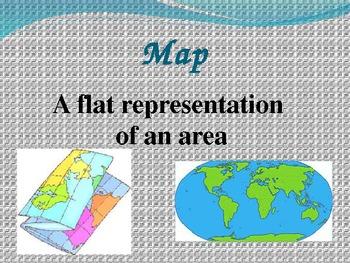 Map Skills Vocabulary (1st)