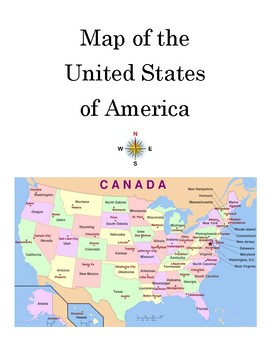 Map Skills Us States And Their Capitals Worksheet With Detailed - Show-map-of-us-states