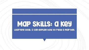 Map Skills: a Key