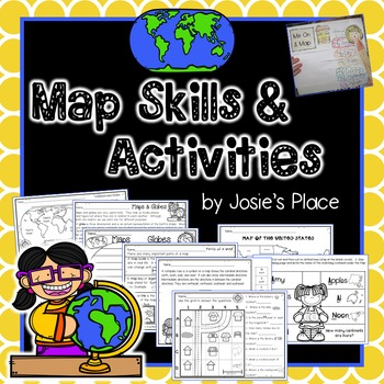 Map Skills and Activities
