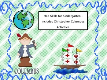 Map Skills and Christopher Columbus