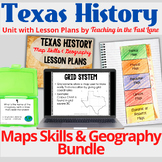 Map Skills and Geography Bundle