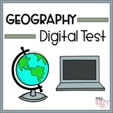 Map Skills and Geography Test | Distance Learning
