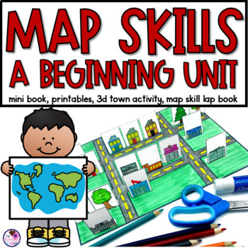 Map Skills and Lap Book