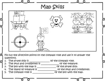 Map Skills and more!