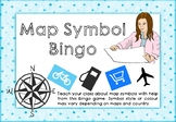 Map Symbols (Bingo Game)