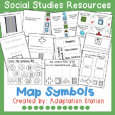 Map Symbols for Special Education (A VAAP Resource)