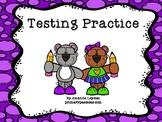 Map Testing Practice 1