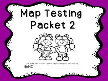 Map Testing Practice 2