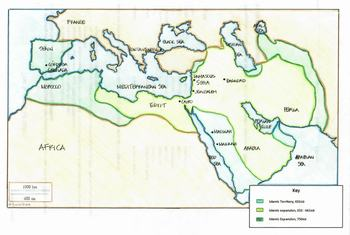 Map: The Spread of Islam Spread Of Islam Map on political aspects of islam, umayyad caliphate, spread of confucianism map, rashidun caliphate, ancient islam map, muslim conquests, ottoman empire map, spread of buddhism map, spread of bahai map, spread of wahhabism map, islam africa map, spread of judaism religion, spread of zoroastrianism map, muslim history, muslim conquest of egypt, spread of culture map, byzantine empire map, spread of religion map, islamic contributions to medieval europe, early islam map, pre-islamic arabia, spread of hinduism map, spread of democracy map, spread of sikhism map, emirate of sicily map, spread of judaism map, spread of gnosticism map, spread of christianity map,
