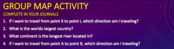 Map Types & Activity Flipchart