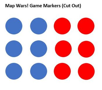 Map Wars! Geography Game (Central America and the Caribbean Edition)