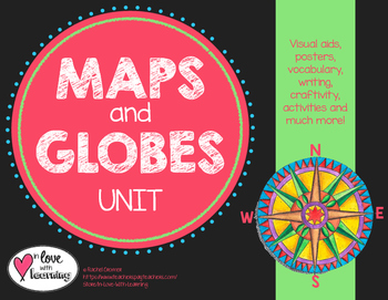 Map and Globes Unit