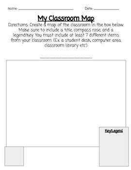 Map my Classroom
