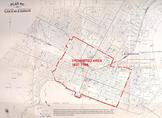 Map of Aboriginal Prohibited Area Perth