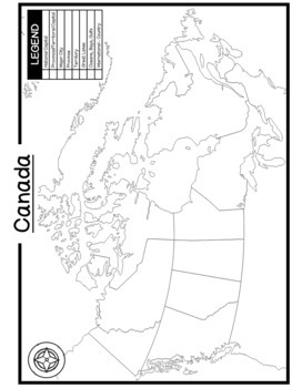 Map of Canada Assignment *Simplified Version*