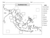 Map of Southeast Asia #2 MOD
