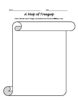 Map of Treegap