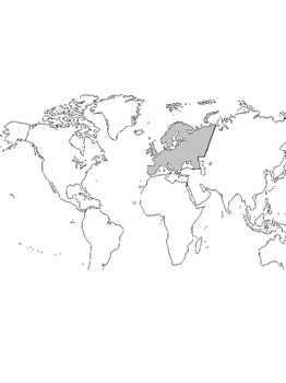 Map of the World Assignment