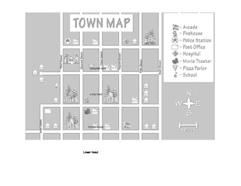 Map reading skill