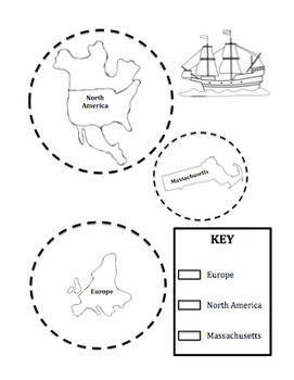 Map the Mayflower-Updated!