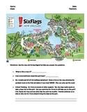 Map worksheet/quiz/assesment