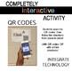 Mapa de Oaxaca: QR Code + Directions Interpretive Activity