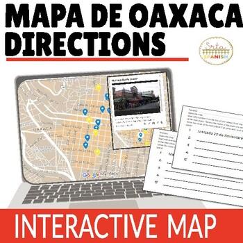 QR Code and Directions Interpretive Activity in Oaxaca