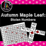Maple Leaf Missing Stolen Numbers