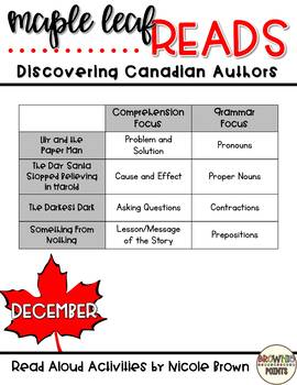Maple Leaf Reads - December
