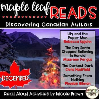 Maple Leaf Reads - December