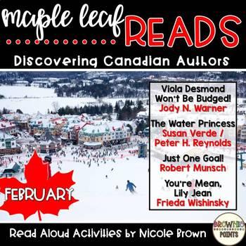 Maple Leaf Reads - February