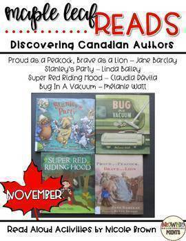 Maple Leaf Reads {GROWING BUNDLE}