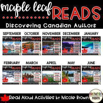 Maple Leaf Reads {BUNDLE}