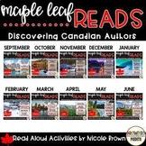 Maple Leaf Reads {BUNDLE}