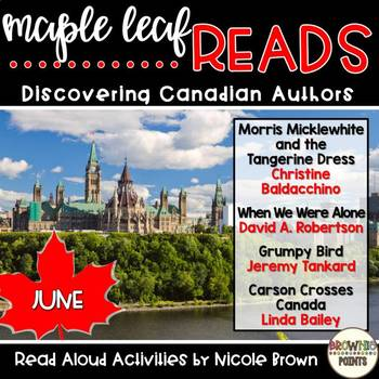 Maple Leaf Reads - June