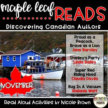 Maple Leaf Reads - November