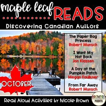 Maple Leaf Reads - October