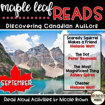 Maple Leaf Reads - September